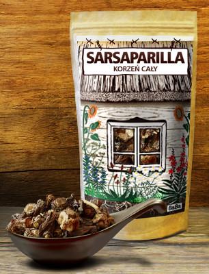 SARSAPARILLA_korzen